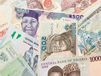 Nigerian curreny nairaABN